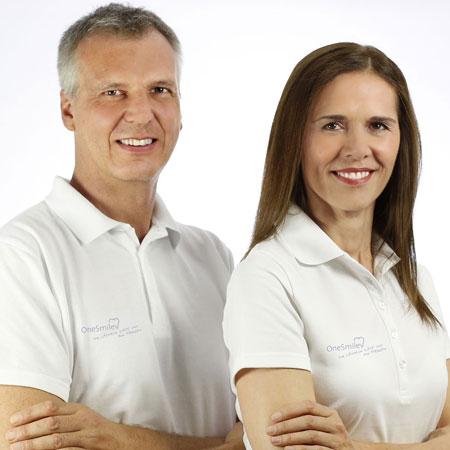Dr. Karen und Ralph Bickel